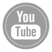 YouTube Icon - New Gray