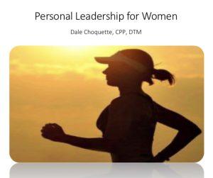 CoverPersonalLeadershipforWomen