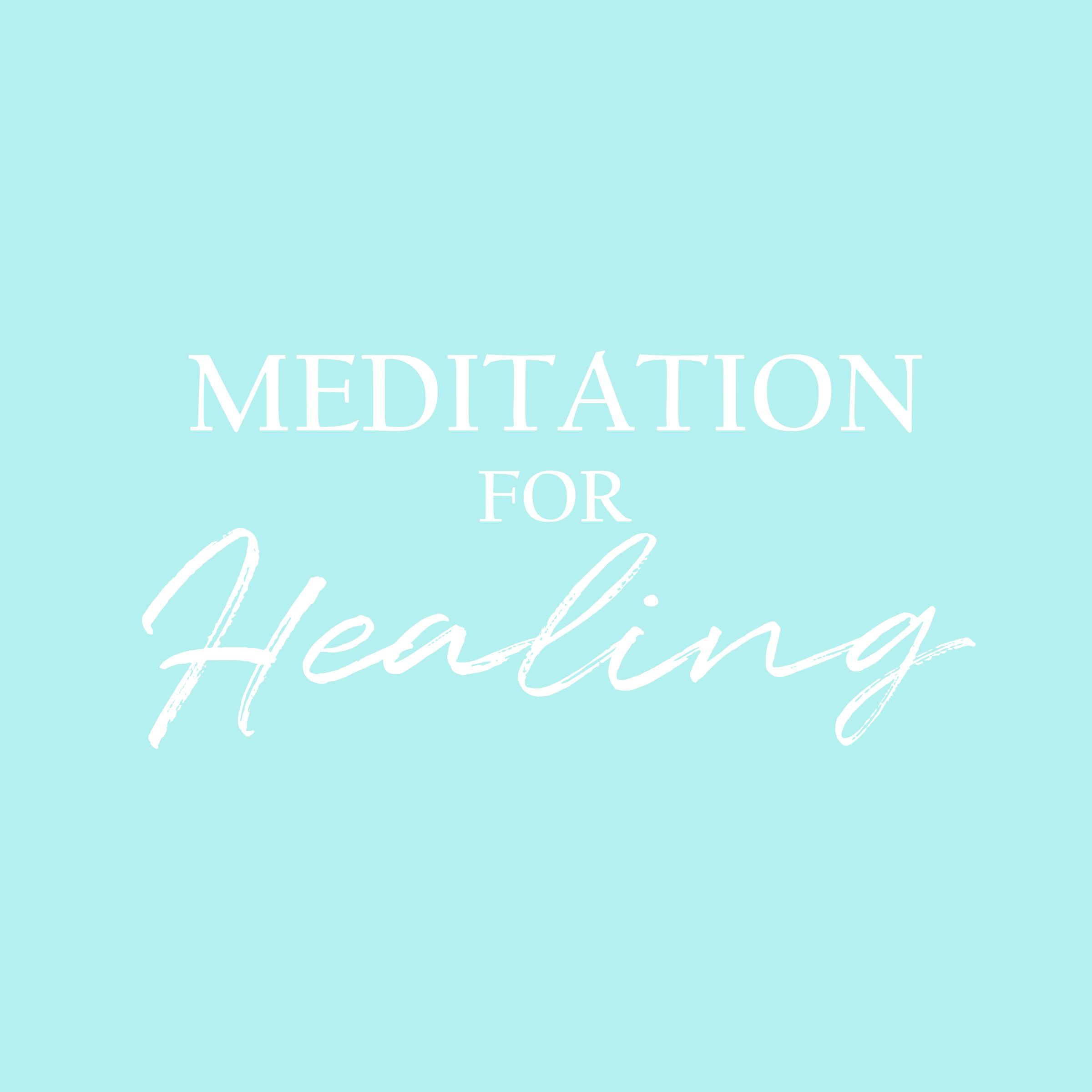 Meditation for Healing Karen Palmer