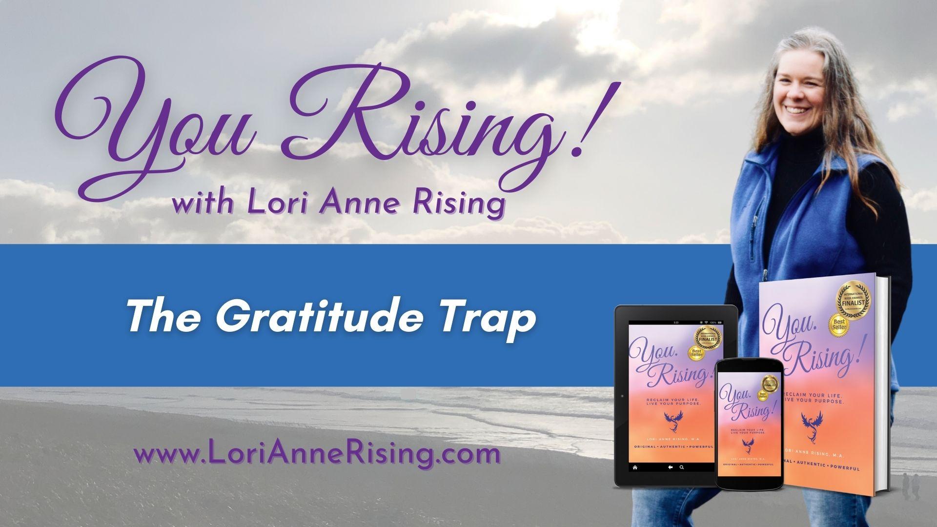 CoverThe Gratitude Trap