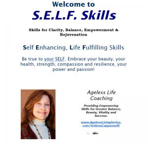 Cover Self Skills E-Book | The Women's Information Network