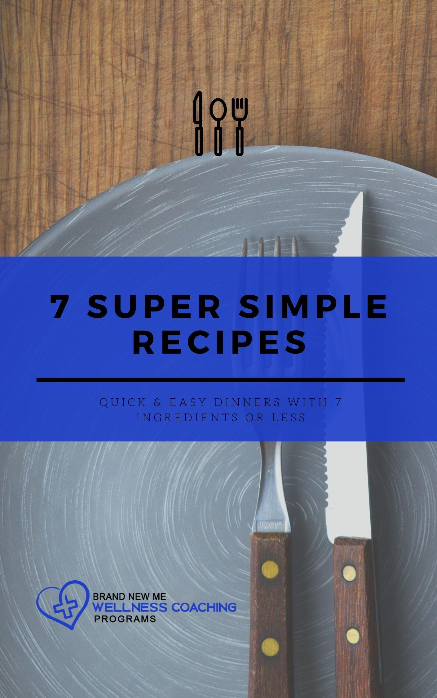 Cover7 Super Simple Recipes