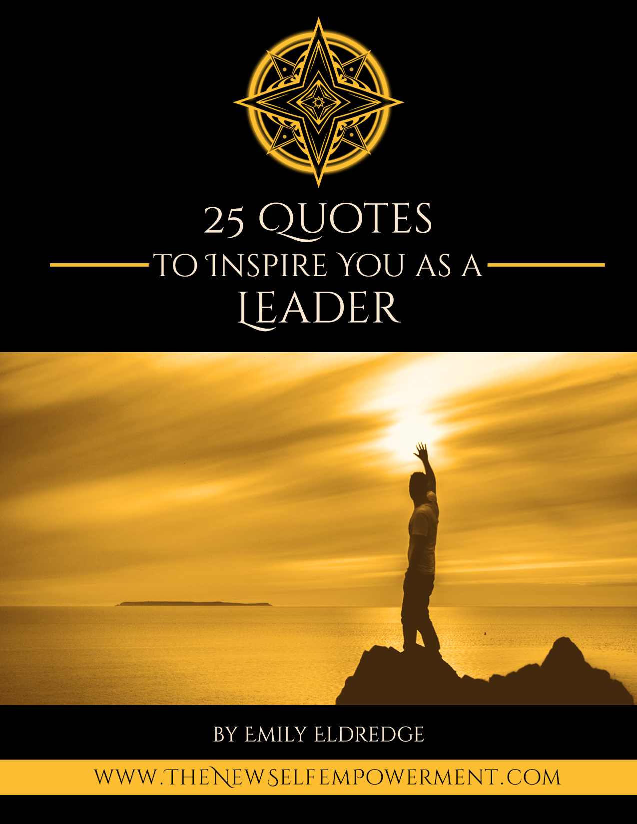 25 QUOTES BOOK - LEADER Cover