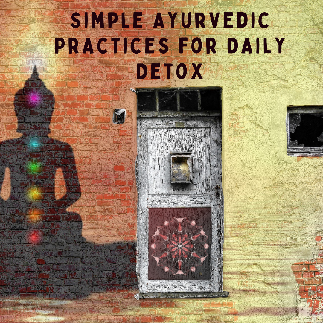 CoverSimple Ayurvedic Practices for Daily Detox