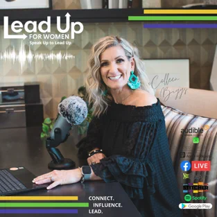 Lead Up For Women Speak Up to Lead Up