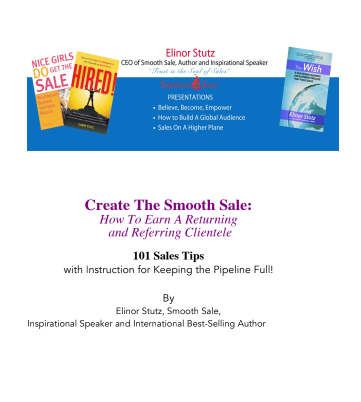 The Smooth Sale Course