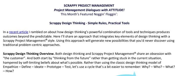 CoverScrappyDesignThinkingPart2-KimberlyWiefling