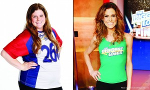 Rachel Frederickson Before and After