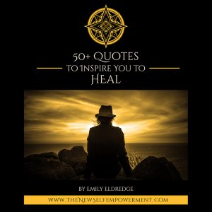 50+ QUOTES BOOK - HEAL Cover