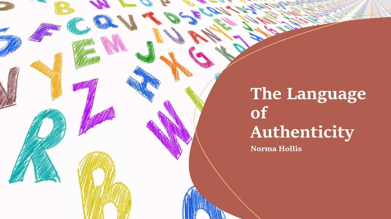 CoverThe Language of Authenticity