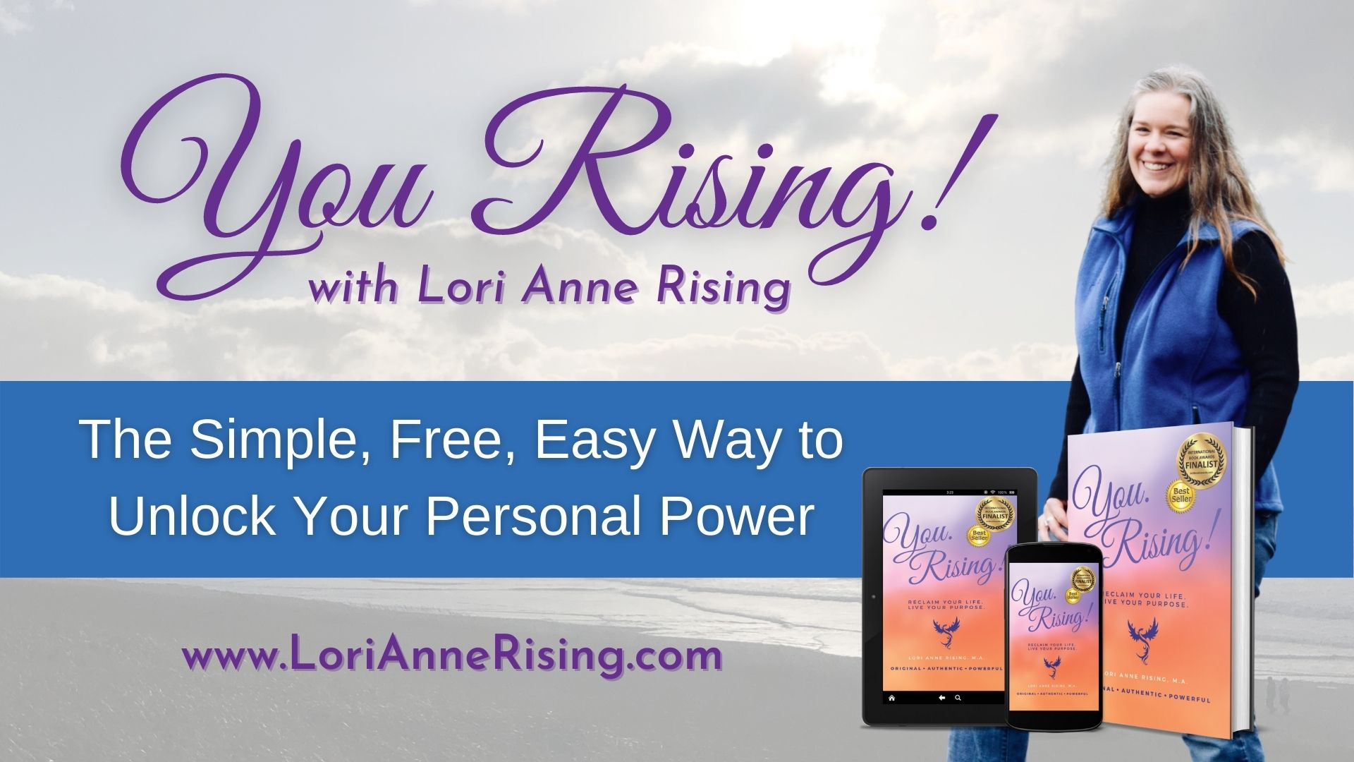 CoverSimple, Free, Easy Way to Unlock Personal Power